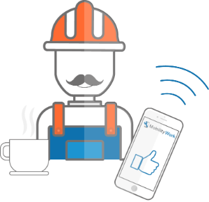 Mobile maintenance management tool