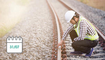 CMMS, Heat Waves and Railway Maintenance