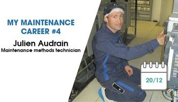 My maintenance career #4: Julien Audrain