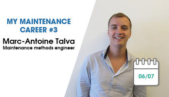 My maintenance career #3: Marc-Antoine Talva