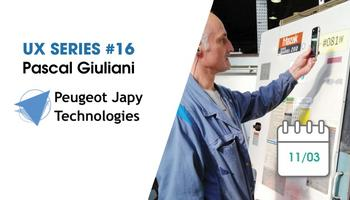 UX Series 16: Mobility Work CMMS at Peugeot Japy Technologies