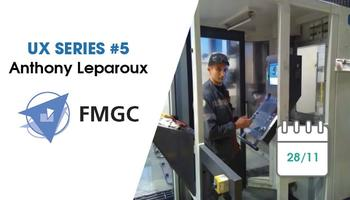 UX Series 5: Mobility Work at FMGC