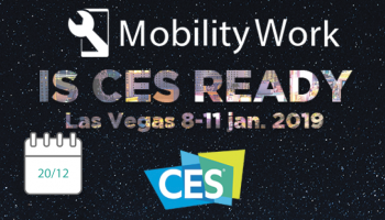 Mobility Work is Preparing For The CES 2019