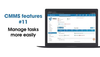 CMMS New Features: How To Manage Tasks More Easily