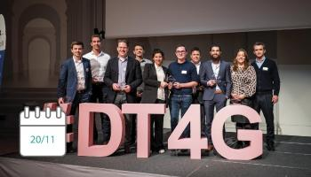 Mobility Work awarded at DeepTech4Good Stuttgart