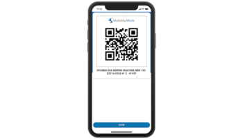 QR Code Management for Asset / Inventory Management