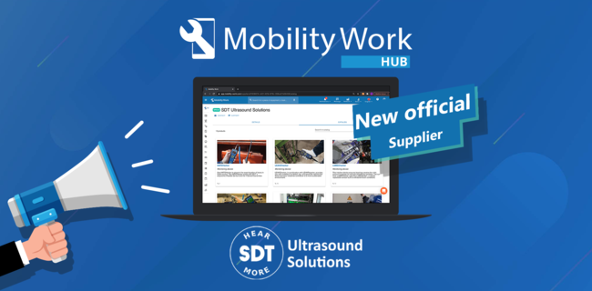 SDT Ultrasound joins the official Suppliers' Catalogs of the CMMS