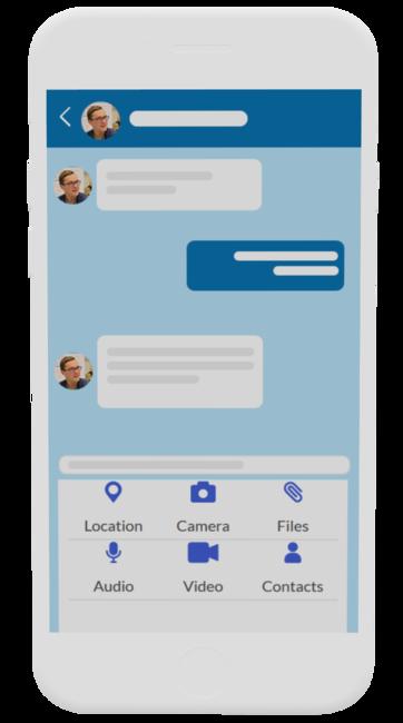 aplicación móvil gmao android